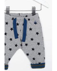 Petit Bateau   Gray Bloomer / Trouser & Short for Men   Lyst