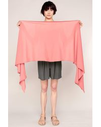 American Vintage - Pink Cheche Scarve - Lyst