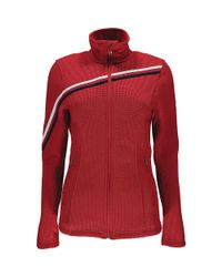 Spyder - Red Vintage Mid Wt Jacket - Lyst