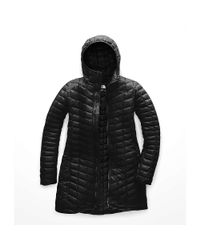 The North Face - Black Thermoball Ii Parka - Lyst