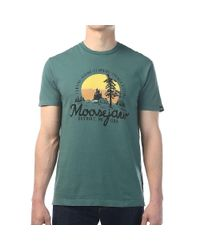 Moosejaw - Green Nothing But A Good Time Classic Regs Ss Tee for Men - Lyst