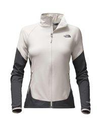 The North Face - Gray Nimble Jacket - Lyst