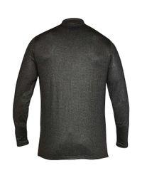 Under Armour - Black Coldgear Infrared Evo Mock for Men - Lyst