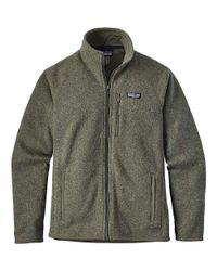 Patagonia - Green Better Sweater Jacket for Men - Lyst