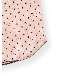 Morgan Lane - Pink Bea Short In Starburst Petal - Lyst