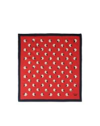 Boutique Moschino | Red Foulard | Lyst