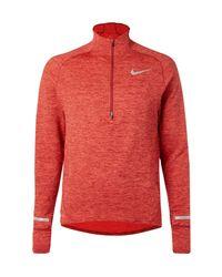 Nike | Red Sphere Element Dri-fit Half-zip Top for Men | Lyst