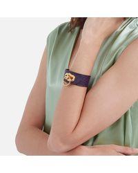 Mulberry - Purple Amberley Bracelet - Lyst