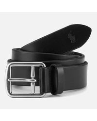 Polo Ralph Lauren - Black Men's Casual Belt for Men - Lyst