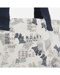 Radley - Multicolor Data Dog Medium Tote Bag - Lyst