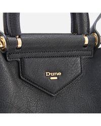 Dune - Black Dennifer Tote Bag - Lyst
