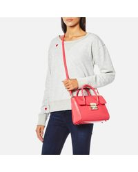Furla | Multicolor Metropolis Small Satchel Bag | Lyst