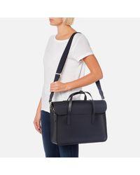 Cambridge Satchel Company - Black Large Folio Bag - Lyst