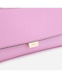 Furla Pink Like Mini Cross Body Bag