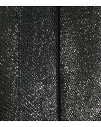 Nina Ricci - Green Coated Pleated Blouse - Lyst
