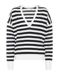Rag & Bone | Multicolor Striped Wool Sweater | Lyst
