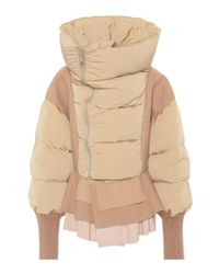Undercover - Natural Down-filled Puffer Jacket - Lyst