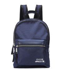 Marc Jacobs - Blue Backpack Women - Lyst