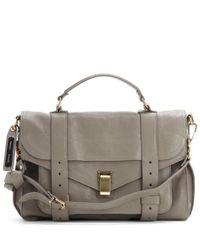 Proenza Schouler | Multicolor Ps1 Medium Leather Tote | Lyst
