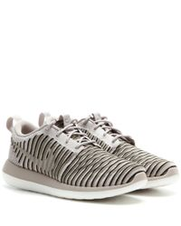 Nike - Natural Roshe Two Flyknit Sneakers - Lyst