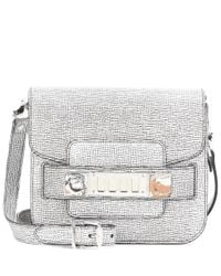 Proenza Schouler | White Ps11 Tiny Leather Shoulder Bag | Lyst