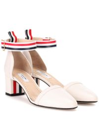 Thom Browne - Multicolor Leather Pumps - Lyst