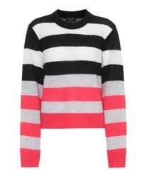 Rag & Bone - Multicolor Annika Cashmere Sweater - Lyst