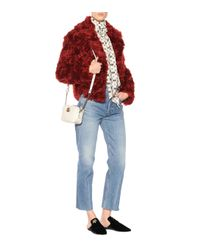 Sanayi 313 - Black Exclusive To Mytheresa.com – Stella Embroidered Velvet Slippers - Lyst