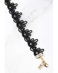 Vanessa Mooney - Metallic The Stella Choker - Lyst
