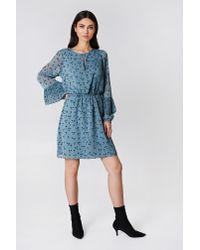 Gestuz - Blue Jeanett Dress - Lyst