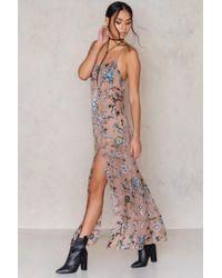 9f23a3e80a13 For Love & Lemons. Women's Saffron Sleevless Maxi Dress