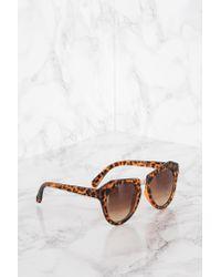 NA-KD | Multicolor Edgy Turtle Sunglasses | Lyst