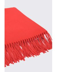 NA-KD - Woven Scarf Red - Lyst