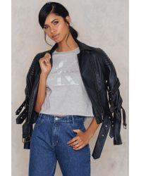 CALVIN KLEIN 205W39NYC - Gray Taka True Icon T-shirt - Lyst