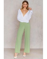 By Malene Birger | Green Mulanas Pants | Lyst