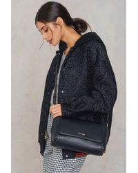 CALVIN KLEIN 205W39NYC - Black Chrissy Crossbody Bag - Lyst