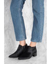Samsøe & Samsøe - Black Colette Boots - Lyst