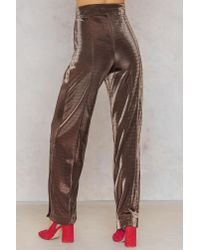 By Malene Birger - Brown Quinna Pant - Lyst