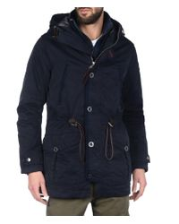 Napapijri | Blue Full-length Jacket for Men | Lyst
