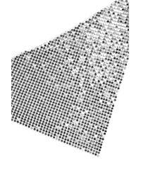 Nasty Gal - Metallic Chainmail Neckerchief Chainmail Neckerchief - Lyst