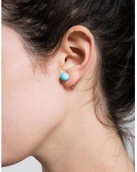 Sophie Bille Brahe - Blue Elipse Simple Turquoise - Lyst