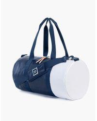 Herschel Supply Co. - Blue Sutton Mid Navy/white for Men - Lyst