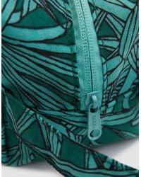 Baggu - Green Dopp Kit In Palm - Lyst