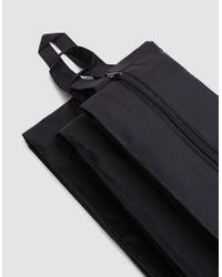 Baggu - 3d Zip Set In Black - Lyst