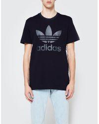 Adidas Originals | Blue Tokyo Tee Indigo for Men | Lyst