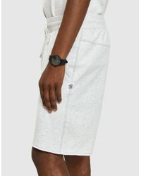 Reigning Champ - Multicolor Terry Cut-off Sweatshort In Heather Ash for Men - Lyst