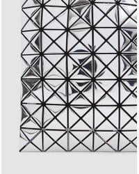 Bao Bao Issey Miyake - Metallic Platinum Bag - Lyst
