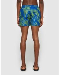 Native Youth - Blue Garwick Swim for Men - Lyst