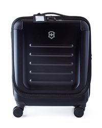 Victorinox - Black Spectra Dual-access Extra-capacity Carry-on for Men - Lyst