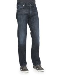 Citizens of Humanity | Blue Sid Classic Straight Elko Jeans for Men | Lyst